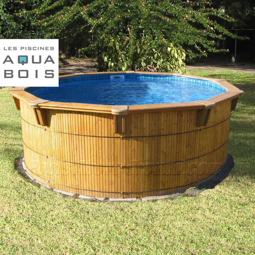 Wooden Pool Amazone St Lucie FL