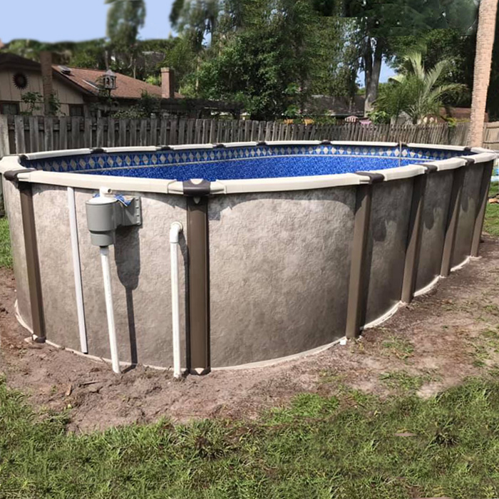 Regency above ground pool St Lucie FL