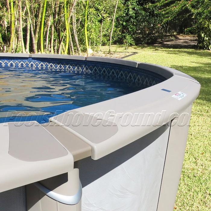 Caspian above ground pool St Lucie FL